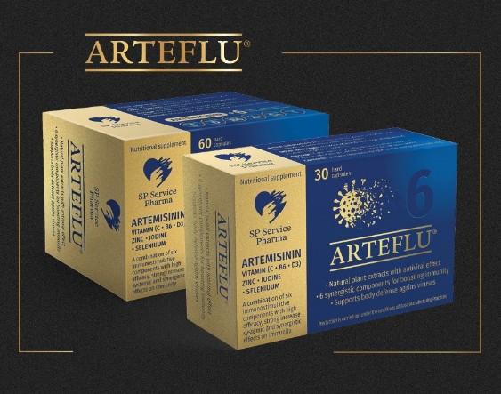 ARTEFLU 30 tbl